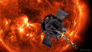 Con Parker alla scoperta del Sole