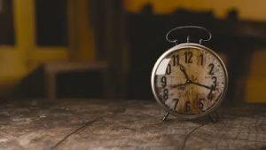 Il tempo di dire tempo