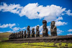 Alberi e Moai, lezioni di ecologia vecchie mille anni