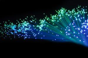 Le fibre ottiche: internet alla velocità della luce